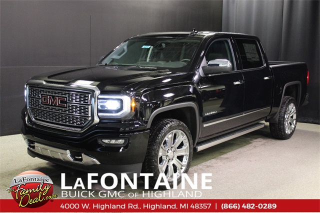 2018 Sierra 1500 Crew Cab 4x4,  Pickup #18G4736 - photo 1