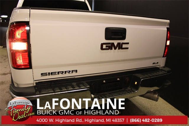 2018 Sierra 3500 Crew Cab 4x4,  Pickup #18G554 - photo 2