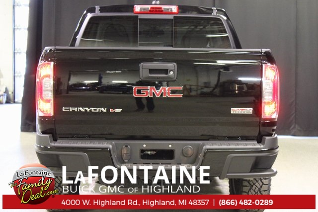 2018 Canyon Crew Cab 4x4, Pickup #18G575 - photo 24