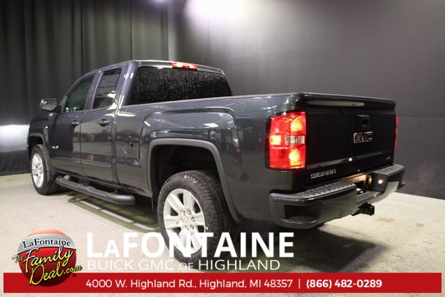 2018 Sierra 1500 Extended Cab 4x4 Pickup #18G642 - photo 2