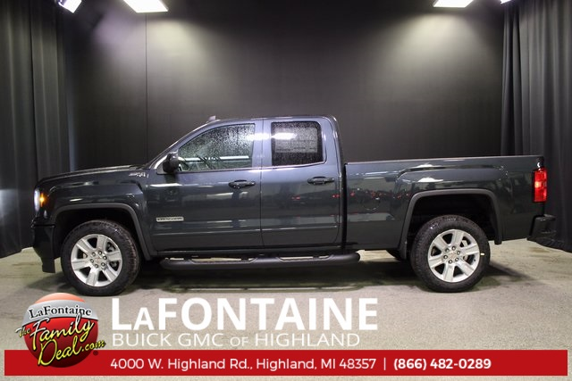 2018 Sierra 1500 Extended Cab 4x4 Pickup #18G642 - photo 25