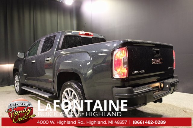 2018 Canyon Crew Cab 4x4 Pickup #18G691 - photo 2