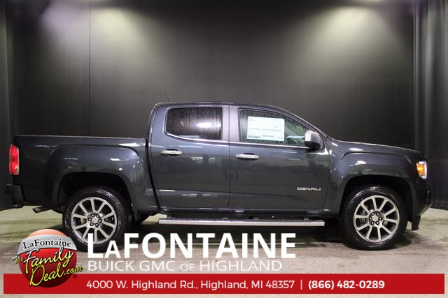 2018 Canyon Crew Cab 4x4 Pickup #18G691 - photo 6