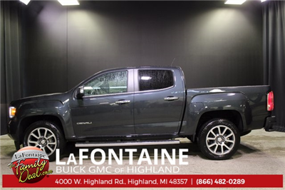 2018 Canyon Crew Cab 4x4 Pickup #18G691 - photo 27