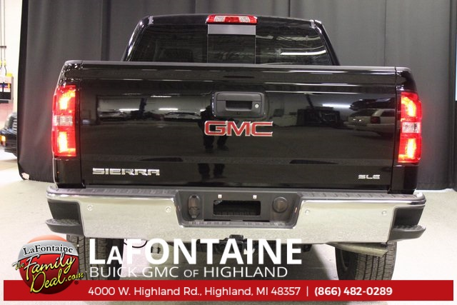 2018 Sierra 1500 Extended Cab 4x4, Pickup #18G781 - photo 24