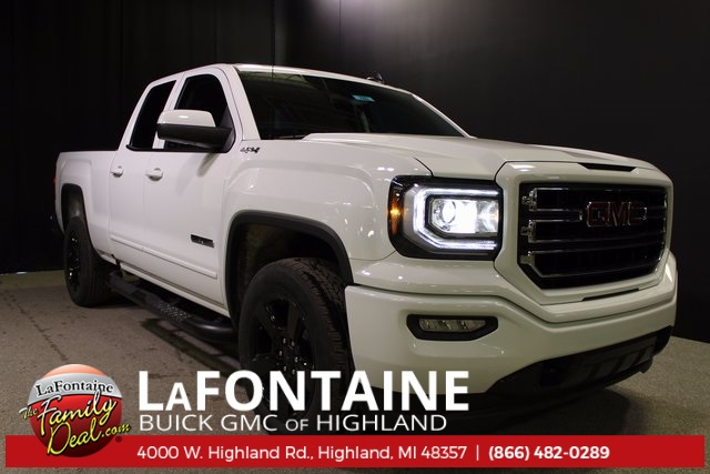 2018 Sierra 1500 Extended Cab 4x4, Pickup #18G783 - photo 3