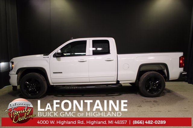2018 Sierra 1500 Extended Cab 4x4, Pickup #18G783 - photo 28