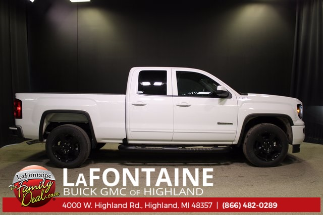 2018 Sierra 1500 Extended Cab 4x4, Pickup #18G783 - photo 8