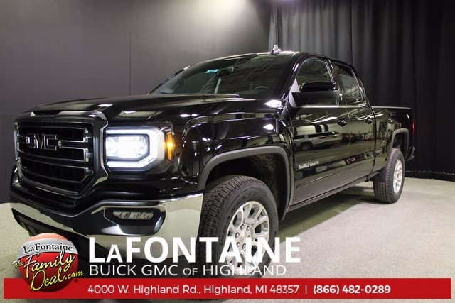 2018 Sierra 1500 Extended Cab 4x4 Pickup #18G799 - photo 1