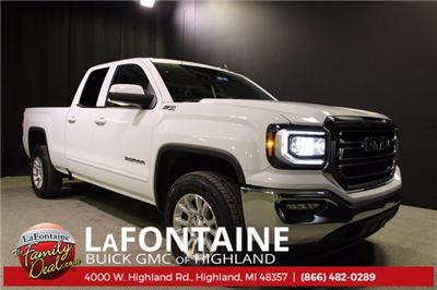 2018 Sierra 1500 Extended Cab 4x4 Pickup #18G802 - photo 3