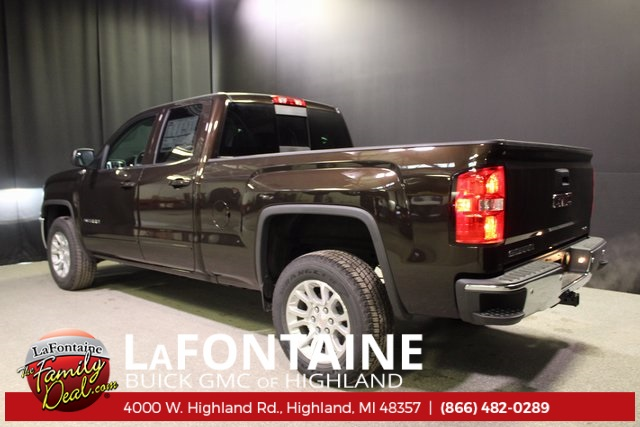 2018 Sierra 1500 Extended Cab 4x4, Pickup #18G805 - photo 23