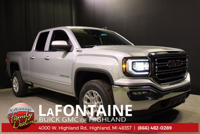 2018 Sierra 1500 Extended Cab 4x4 Pickup #18G817 - photo 3