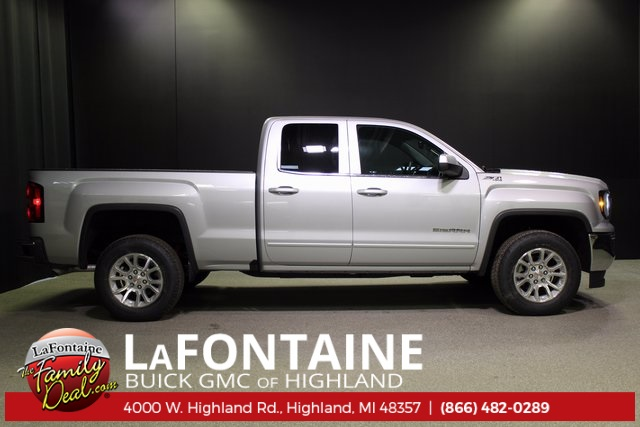 2018 Sierra 1500 Extended Cab 4x4 Pickup #18G817 - photo 4