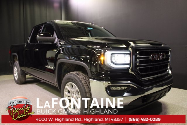 2018 Sierra 1500 Extended Cab 4x4 Pickup #18G820 - photo 3