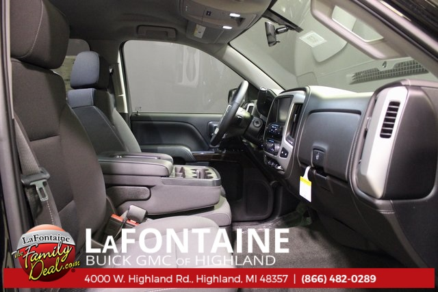 2018 Sierra 1500 Extended Cab 4x4 Pickup #18G820 - photo 19