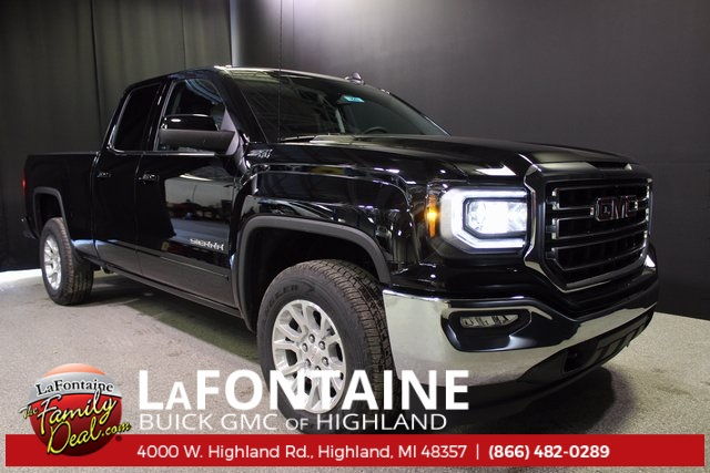 2018 Sierra 1500 Extended Cab 4x4 Pickup #18G823 - photo 3