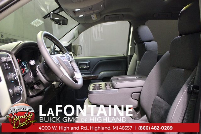 2018 Sierra 1500 Extended Cab 4x4 Pickup #18G823 - photo 25
