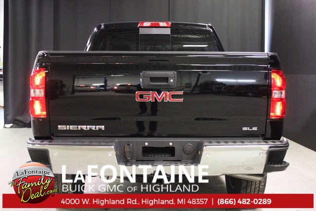 2018 Sierra 1500 Extended Cab 4x4 Pickup #18G823 - photo 26