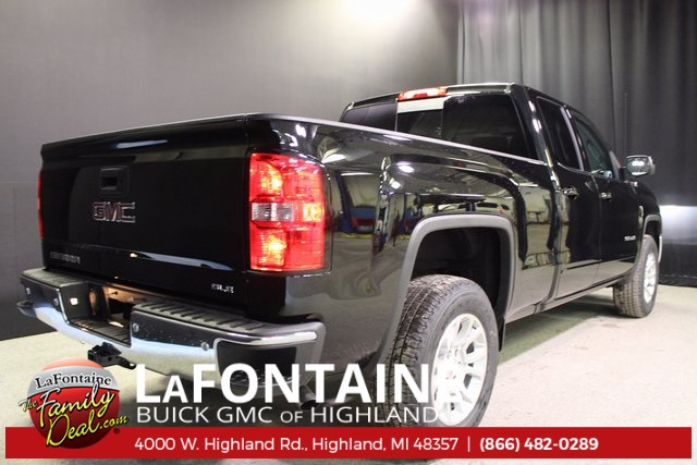 2018 Sierra 1500 Extended Cab 4x4 Pickup #18G823 - photo 8