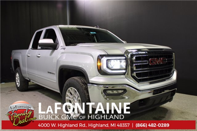 2018 Sierra 1500 Extended Cab 4x4 Pickup #18G824 - photo 3