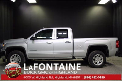 2018 Sierra 1500 Extended Cab 4x4 Pickup #18G824 - photo 29