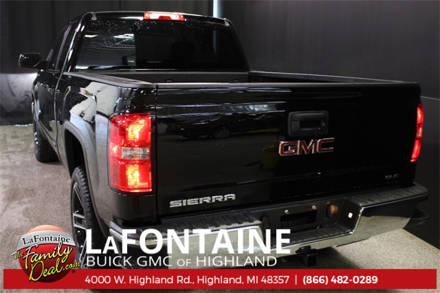 2018 Sierra 1500 Extended Cab 4x4,  Pickup #18G87 - photo 2