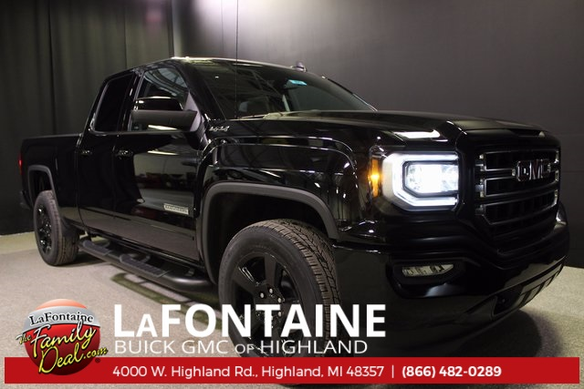 2018 Sierra 1500 Extended Cab 4x4, Pickup #18G870 - photo 1