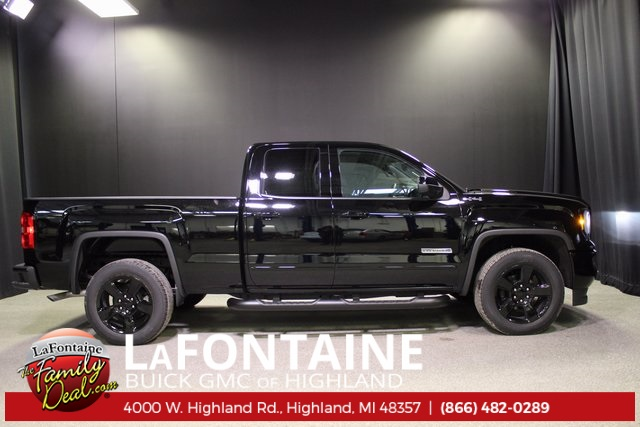 2018 Sierra 1500 Extended Cab 4x4, Pickup #18G870 - photo 3