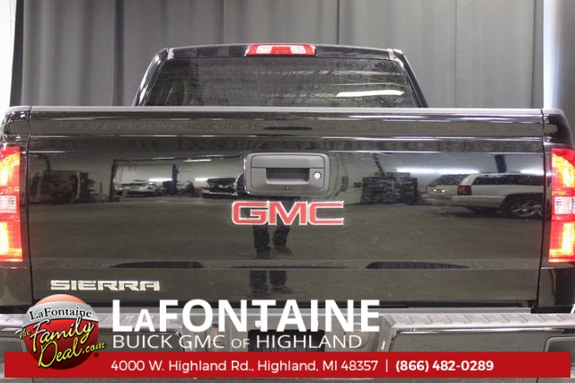 2018 Sierra 1500 Extended Cab 4x4, Pickup #18G870 - photo 21