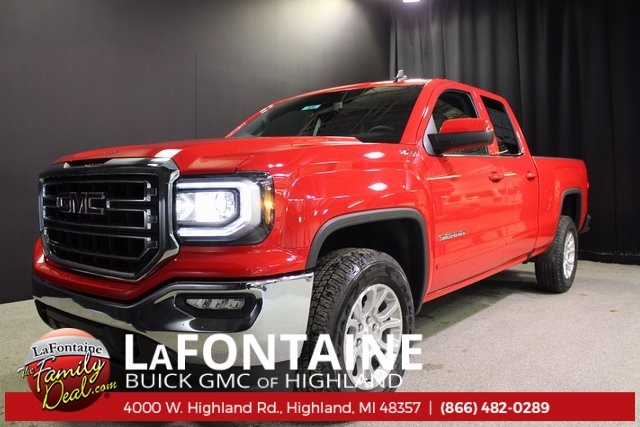 2018 Sierra 1500 Extended Cab 4x4 Pickup #18G887 - photo 1
