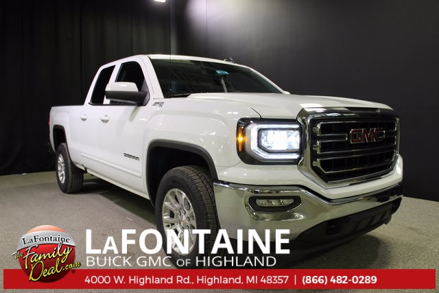 2018 Sierra 1500 Extended Cab 4x4 Pickup #18G889 - photo 3