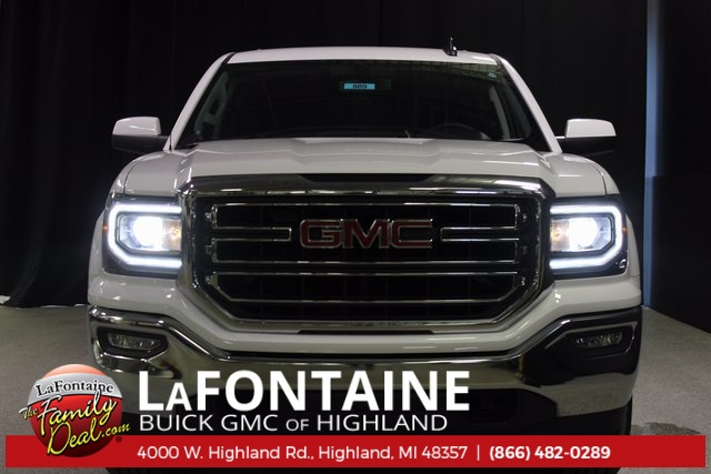 2018 Sierra 1500 Extended Cab 4x4 Pickup #18G889 - photo 4