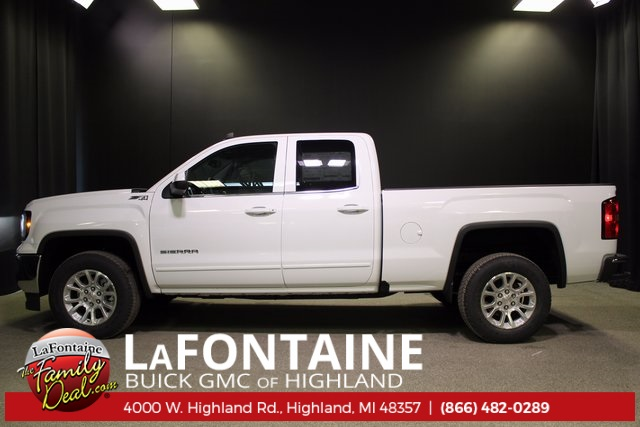 2018 Sierra 1500 Extended Cab 4x4 Pickup #18G889 - photo 29