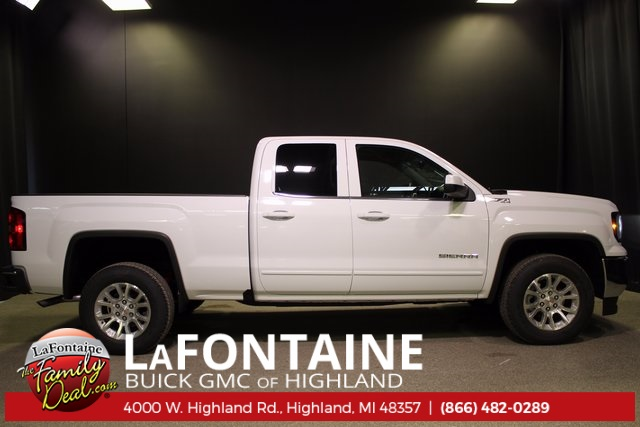 2018 Sierra 1500 Extended Cab 4x4 Pickup #18G889 - photo 7