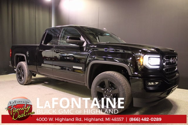 2018 Sierra 1500 Extended Cab 4x4 Pickup #18G972 - photo 3