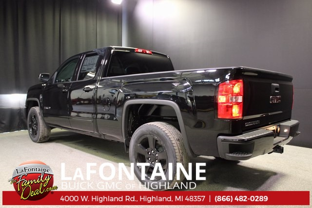 2018 Sierra 1500 Extended Cab 4x4 Pickup #18G972 - photo 2