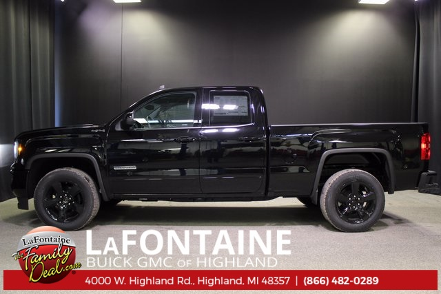 2018 Sierra 1500 Extended Cab 4x4 Pickup #18G972 - photo 29