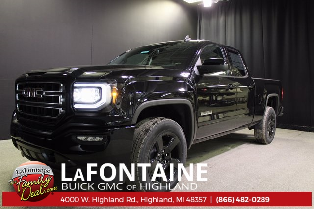 2018 Sierra 1500 Extended Cab 4x4 Pickup #18G972 - photo 1