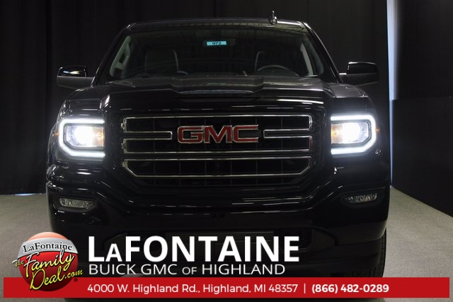 2018 Sierra 1500 Extended Cab 4x4 Pickup #18G972 - photo 5
