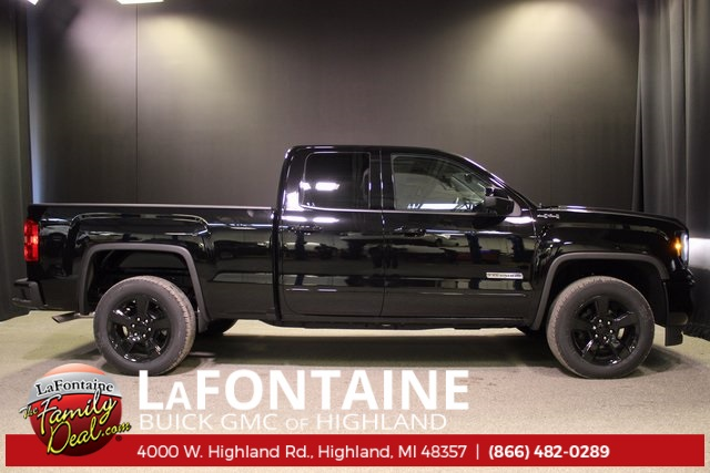 2018 Sierra 1500 Extended Cab 4x4 Pickup #18G972 - photo 7