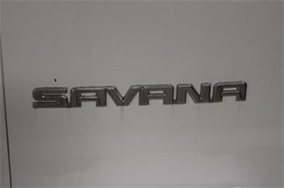 2019 Savana 2500 4x2,  Empty Cargo Van #19G1580 - photo 8