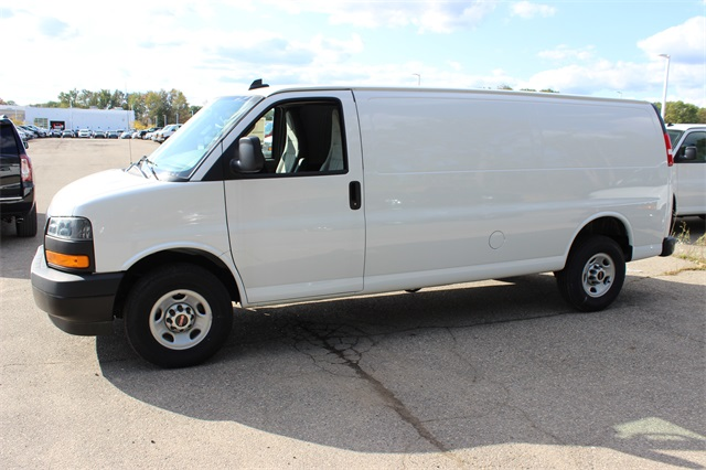 2019 Savana 2500 4x2,  Empty Cargo Van #19G1635 - photo 7