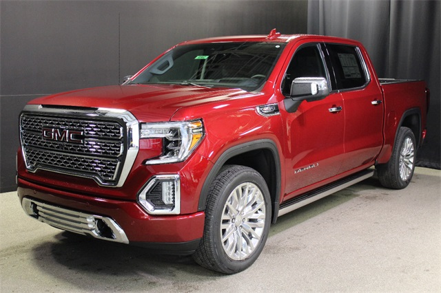 2019 Sierra 1500 Crew Cab 4x4,  Pickup #19G362 - photo 1