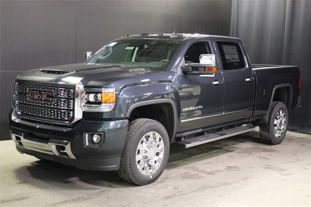 2019 Sierra 2500 Crew Cab 4x4,  Pickup #19G486 - photo 1