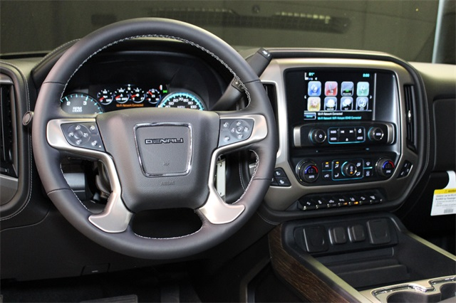 2019 Sierra 2500 Crew Cab 4x4,  Pickup #19G486 - photo 16