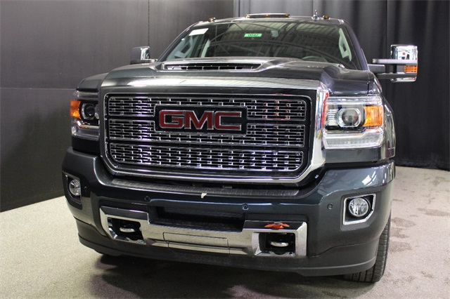 2019 Sierra 2500 Crew Cab 4x4,  Pickup #19G486 - photo 3