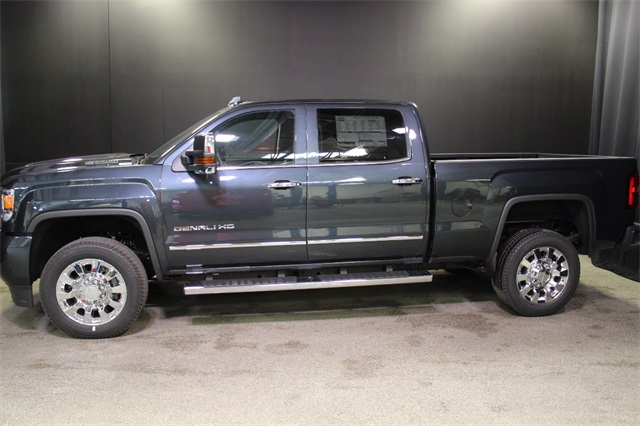 2019 Sierra 2500 Crew Cab 4x4,  Pickup #19G486 - photo 8