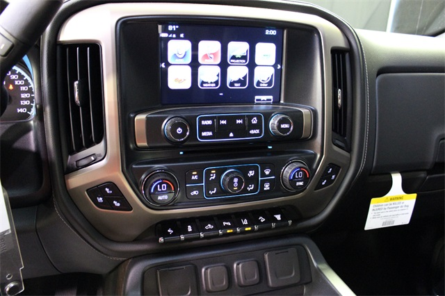 2019 Sierra 2500 Crew Cab 4x4,  Pickup #19G525 - photo 18
