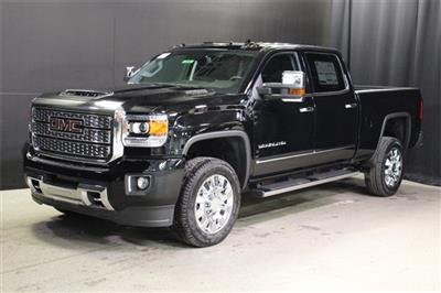 2019 Sierra 2500 Crew Cab 4x4,  Pickup #19G525 - photo 1