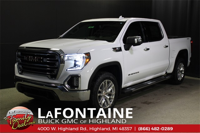 2019 Sierra 1500 Crew Cab 4x4,  Pickup #19G655 - photo 1